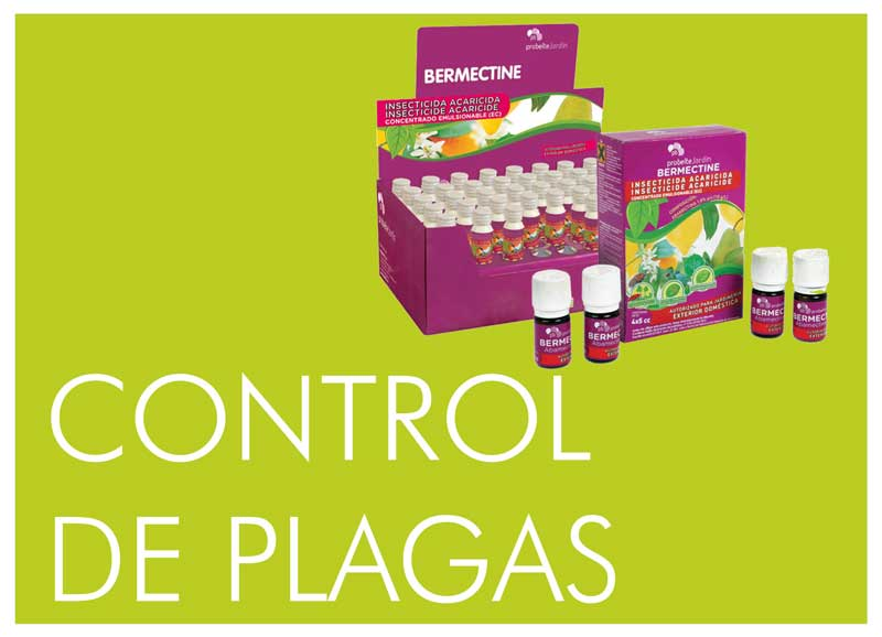 control de plagas cultivo interior cannabis