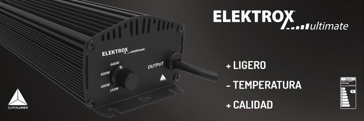 Balastro elektrox